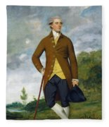 John Musters Fleece Blanket