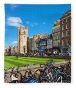 Kings Parade Fleece Blanket