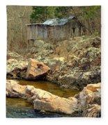 Klepzig Mill Fleece Blanket