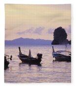 Koh Phi Phi Fleece Blanket
