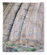 Konojedy Rock Loaves Fleece Blanket