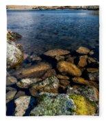 Lake Ogwen Fleece Blanket