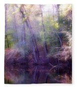 Lake Waterford Fleece Blanket