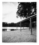 Lake Waubeeka  Fleece Blanket