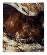 Lascaux: Horse Fleece Blanket