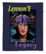 Lennon's Legacy Fleece Blanket