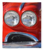 Little Red Corvette Fleece Blanket