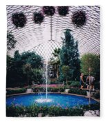 Longview Gardens Fleece Blanket