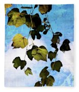 Look Up Again Fleece Blanket