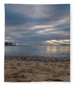 Mackerel Cove Fleece Blanket