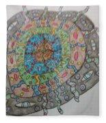 Madala Fleece Blanket