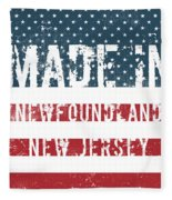 Made In Newfoundland, New Jersey Fleece Blanket