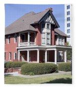 Margaret Mitchell House In Atlanta Georgia Fleece Blanket