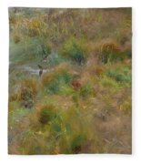 Marsh  Fleece Blanket