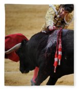 Matador Jose Tomas II Fleece Blanket