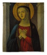 Mater Dolorosa Fleece Blanket