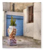 Mazara Del Vallo - Sicily Fleece Blanket