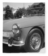 Mg Midget Fleece Blanket