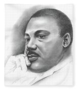 MLK Fleece Blanket
