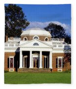 Monticello Fleece Blanket
