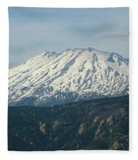 Mt St Helens  Fleece Blanket
