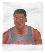 Nate Robinson Fleece Blanket