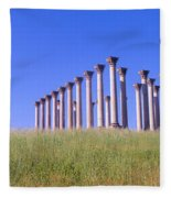 National Capitol Columns, National Fleece Blanket