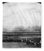 New York: Polo Grounds Fleece Blanket