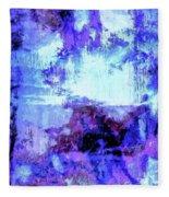 Nocturne Fleece Blanket