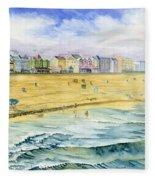 Ocean City Maryland Fleece Blanket
