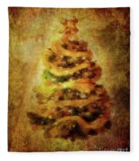 Oh Christmas Tree Fleece Blanket