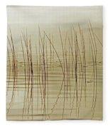 On Golden Pond Fleece Blanket