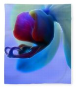 Orchid Jewel Fleece Blanket