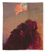 Our Flag Fleece Blanket