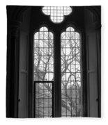 Palace Window Fleece Blanket