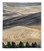 Palouse Field 2740 Fleece Blanket
