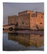 Paphos - Cyprus Fleece Blanket