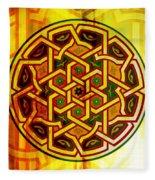 Pattern Art 0014 Fleece Blanket