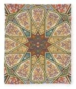 Pattern Art 007 Fleece Blanket