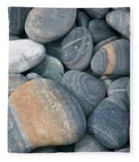 Pebbles Fleece Blanket