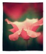 Poppy Intense Fleece Blanket