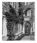 Princeton University Foulke Hall II Fleece Blanket