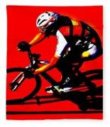 Pro Cycling Fleece Blanket