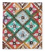 Quadillium Fleece Blanket