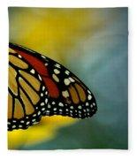 Queen Monarch Fleece Blanket