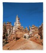 Queens Garden Fleece Blanket
