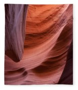 Rattlesnake Canyon 7811 Fleece Blanket