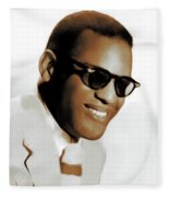 Ray Charles, Music Legend Fleece Blanket