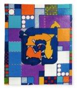 Rfb0567 Fleece Blanket