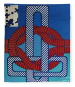 Rfb0624 Fleece Blanket
